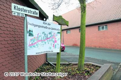 Klosterstraße erregt weiterhin die Gemüter